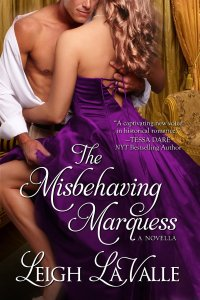 The Misbehaving Marquess by Leigh LaValle