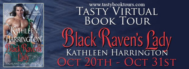 Tasty Virtual Book Tour: Black Raven's Lady