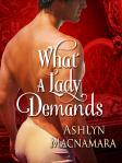 What a Lady Demands_Macnamara