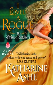 Cover: I Loved a Rogue