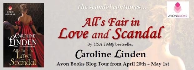 All's Fair in Love & Scandal